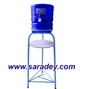Base Metalica para surtidor generico Azul