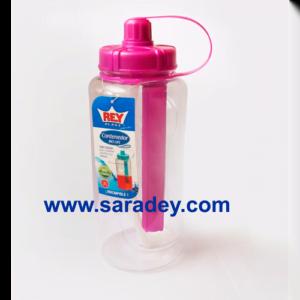 Contenedor Bio Life 1.5 LT con cooler  marca REY plastic