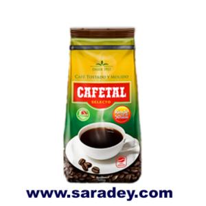 Café Cafetal selecto 454 grs  para pasar