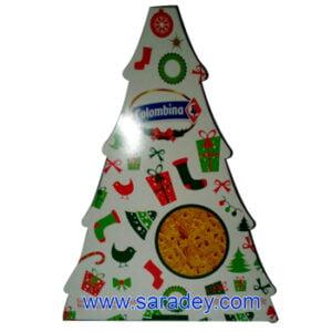 Galleta Colombina Arbol Butter Cookies 252 gr