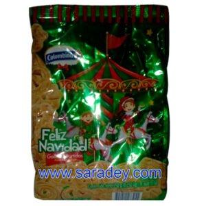 Galleta Colombina Feliz Navidad 250 gr