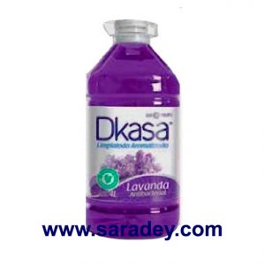 Limpiatodo aromatizado antibacterial Dkasa 4 litros