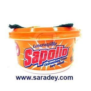 Lavavajilla Sapolio 1 kg. pote