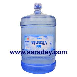 Bidón de Agua de mesa Vitania 20 litros retornable