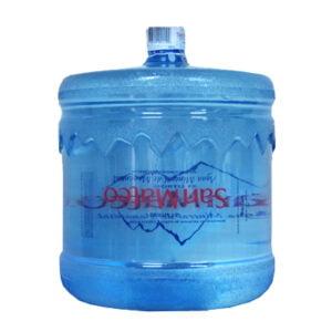Bidón de agua mineral Alcalina San Mateo 21 Lt retornable