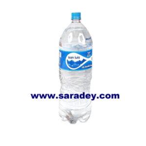 Agua de mesa San Luis sin gas 2.5 litros