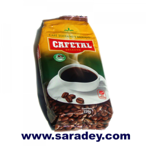 Café Cafetal selecto 200 grs  para pasar