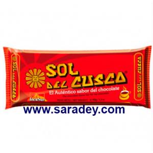 Chocolate  Instantáneo Sol del Cusco lata