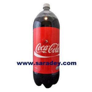 Gaseosa Coca Cola 3 litros