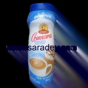 Crema de cafe CREMORA original 16 onz.