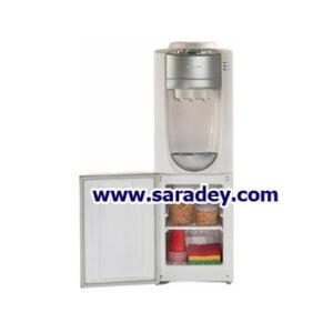 Dispensador electrico Electrolux de agua fria. caliente y normal para bidon de agua mineral