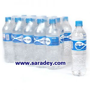 Agua San Luis sin gas 625 ml x 15 botellas