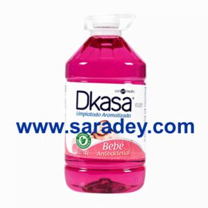 Desinfectante limpiatodo Dkasa 4 litros
