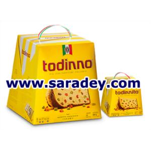 Paneton Todinno + Dodinnito 1 kg en caja