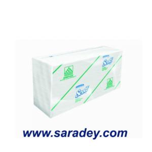 Papel Toalla Interfoliado Blanco Clasica 200 Hojas