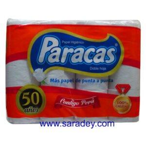Papel Higiénico Paracas x 24 Und