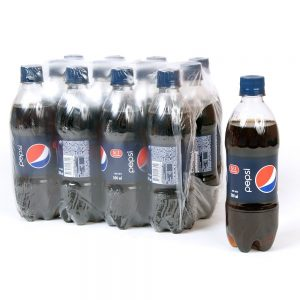 Gaseosa Pepsi 500 ml x 12 u.