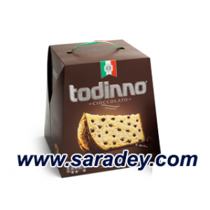 Paneton Todinno Cioccolate 500 gr caja